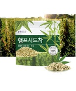 Natural100% Hemp Seeds Tea Pure Omega 3 Protein Weight Loss Improve Skin... - $15.48