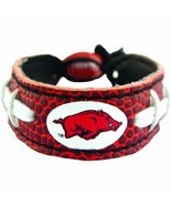 Arkansas Razorbacks Classic Football Bracelet - $4.95