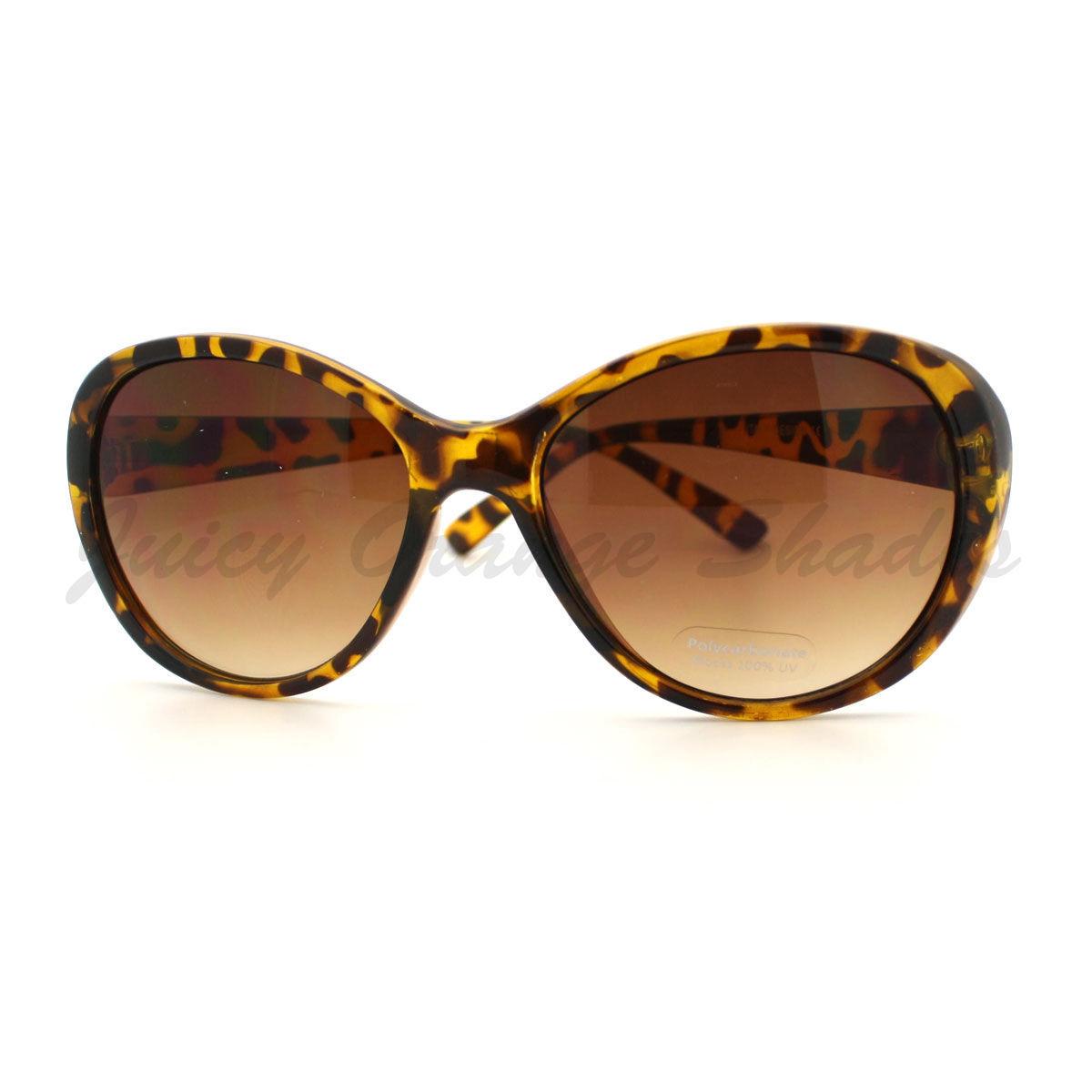 Womens Classic Fashion Sunglasses Simple Stylish Vintage Eyewear