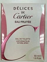 Delices De Cartier Eau Fruitee by Cartier For Women. Eau De Toilette Spr... - $99.99