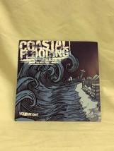 """Record 7"""" Vinyl Coastal Flooding Vol. 1 - The West Coast Black 2004  - $2.94"""