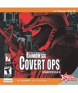 Tom Clancy's Rainbow Six: Covert Ops Essentials (Jewel Case) [Windows 98] - $6.92