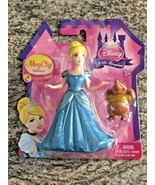 Disney Magic Clip Dolls Cinderella and Gus BRAND NEW IN PACKAGE - $11.90