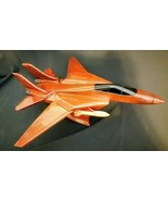 F14 Tomcat Fighter Jet Wooden Model - Made of Mahogany Wood - $127.71
