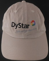 Dystar Shaping Success Textile Dyes Made in USA Strapback Cap Hat - $13.41