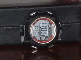 Pre-Owned Men's Armitron 49/1000 Red & Black Digital Watch ( No Band) - $7.43
