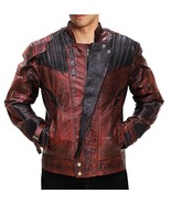 Peter Quill Guardians Of Galaxy 2 Chris Pratt Star Lord Costume Leather ... - $90.00