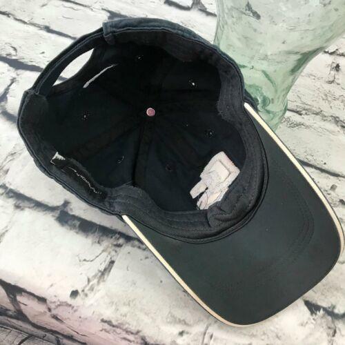 Nike Golf OS Oregon State Mens OSFA Hat Black Swoosh Logo Adjustable Ball Cap