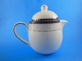 "RARE SYRACUSE BONE CHINA Tea Pot 5.5"" with lid  - $29.69"