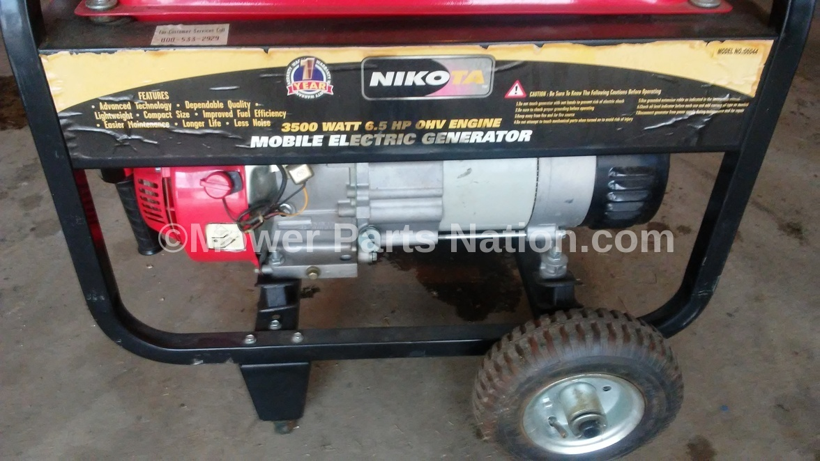 Replaces Nikota Generator Model 06044 and 50 similar items
