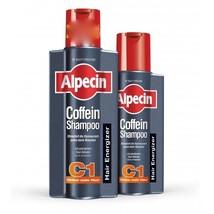 Alpecin C1 Caffeine Shampoo Hair Energizer-Made in Germany -2 PACK-FREE ... - $34.64