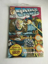 Cable #1 Oct 1992 Blood And Metal Part 1 X-Force Marvel Comics Comic Book - $10.89