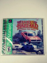 The Dukes of Hazzard Racing for Home Greatest Hits Playstation NEW SEALED - $22.00