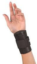 Reinforced Wrist Brace Black by Mueller - $12.24
