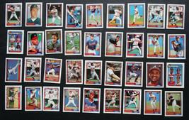 1992 Topps Micro Mini Atlanta Braves Team Set of 36 Baseball Cards - $12.99
