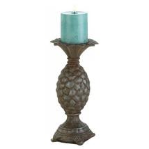 Candles Pillar Holders, Decorative Polyresin Candle Holders Pillar - €29,64 EUR