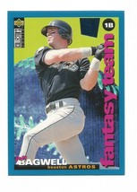 Jeff Bagwell 1994 Upper Deck Collectors Choice Card #254 Houston Astros Free S&H - $1.25