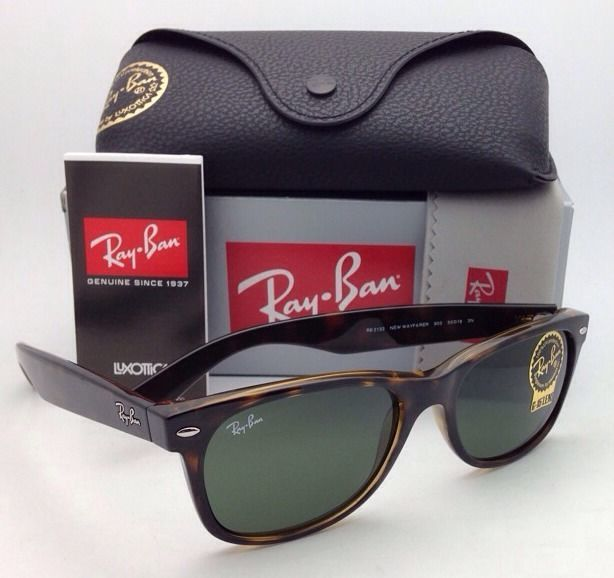 6d59e916089f0 Ray-Ban Sunglasses RB 2132 902 55-18 NEW and 28 similar items. S l1600