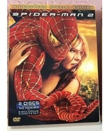 Spider-Man 2 Widescreen Special Edition DVD Movie PG-13 Marvel Comics 2 ... - $13.81