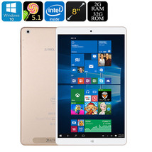 Teclast X80 Power Dual-OS Tablet PC - Windows 10, Android 5.1, Quad-Core... - $148.99