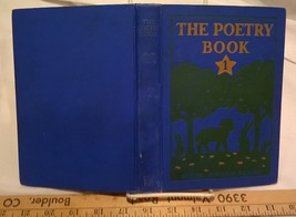 The Poetry Book 1 (1926 1st Edition Hardcover) - $21.46