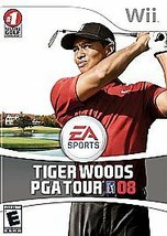 Tiger Woods PGA Tour 08 Nintendo Wii Nintendo Wii, Nintendo Wii Video Ga... - $5.00