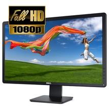 24 Dell E2414Ht DVI/VGA 1080p Widescreen LED LCD Monitor w/HDCP Support ... - $126.60