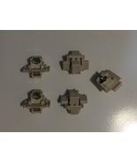 Lot of 5 connectors for CCFL Backlight Lamp SAMSUNG LN40C530F1F LN40C530... - $8.99
