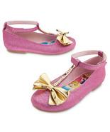 NEW Disney Store Disney Princess Flat Shoes Size 7 8 9 11 12 13 1 Glitte... - $19.99