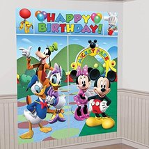 Mickey Mouse Wall Decorating Kit (Each) - $4.99