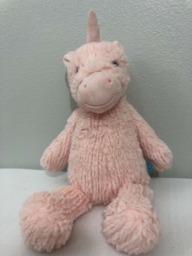 "Primary image for Manhattan Toy Company Adorables Pink Unicorn Tara 16"" Plush Stuffed Animal"