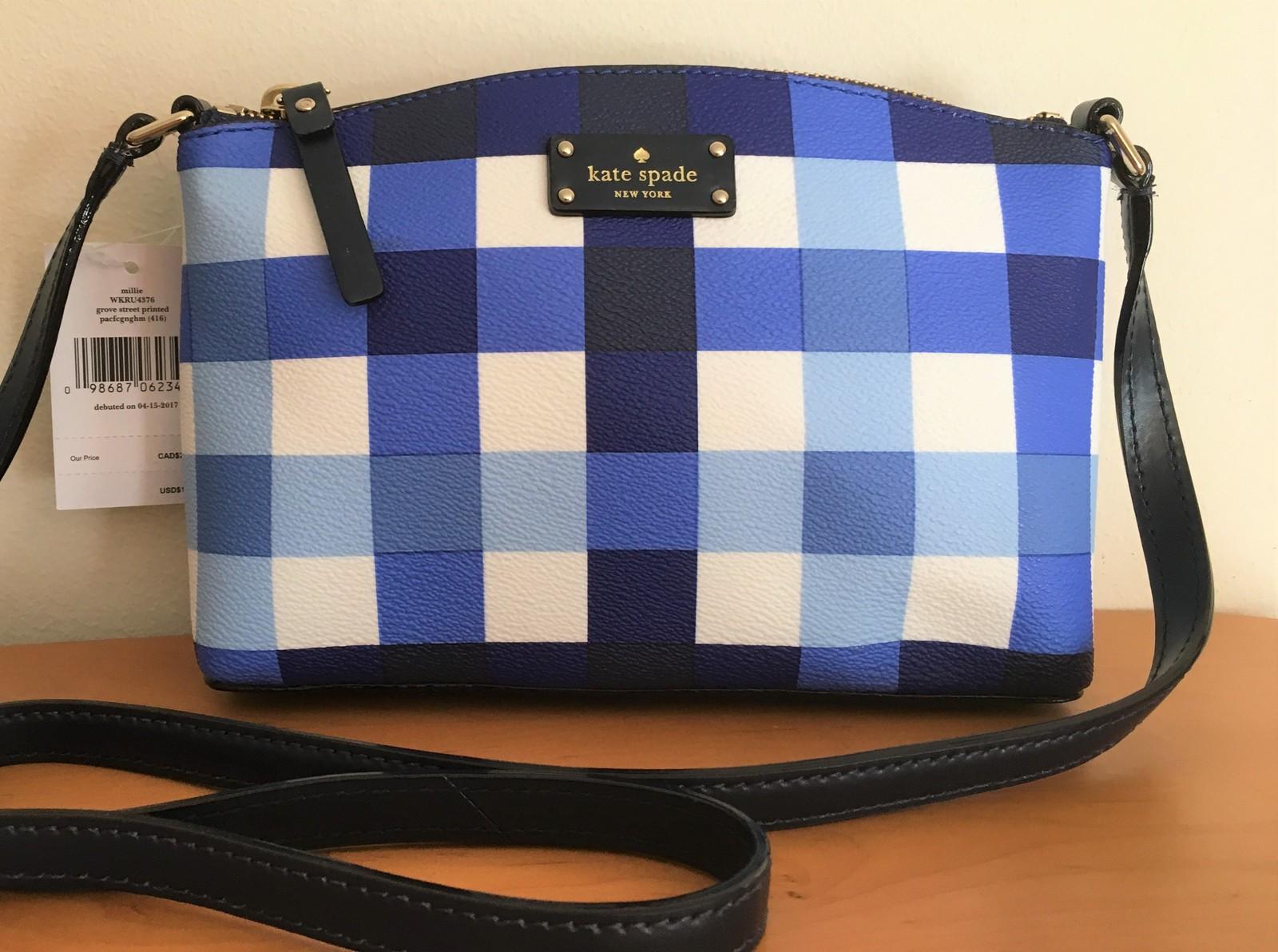 6733099fa7 Kate Spade Grove Street Millie Crossbody Bag and 50 similar items. Img 0559