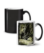 Bob Marley Jah Weed Rasta NEW Colour Changing Tea Coffee Mug 11 oz | Wel... - $19.99