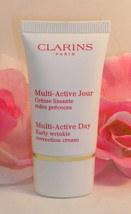 Clarins of Paris Multi Active Day Early Wrinkle Cream .5 oz / 15 ml Travel Size - $14.99