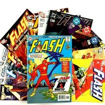 Flash 13 Comic Book Lot VF NM DC Silver Age #1 The New 52 #1 Brightest D... - $29.65