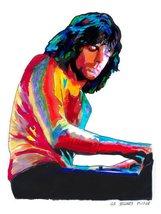 "Richard Wright, Pink Floyd, Musician, Keyboards, Vocals, 18""x24"" Art Print - $19.99"