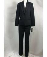 Jones New York Suit, Black Pants Suit, Women's Size 4, NWT - $52.24