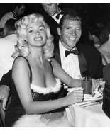 Jayne Mansfield and Mickey Hargitay at the Beau James Party, an Archival... - $719.95+