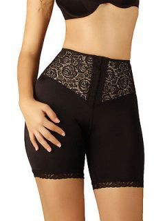 3ffcce3e2 Vintage Floral Front Hook Panty Girdle with Lace Details- Panty Girdles