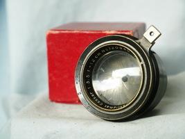 RARE Stenheil Anastigmat Cassar 3.5 12cm Helicoil Vintage Lens -Nice-  - $75.00