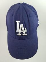 New Era LA Dodgers Blue Adjustable Baseball Cap Hat - $18.13