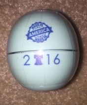 SEALED NEW eos Smooth Lip Balm Sphere, Sweet Mint 0.25 oz, Democratic Convention image 4