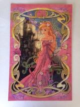 """Disney Enchanted 3D Effect Puzzle 10 pieces 11"""" x 17"""" Princess - $6.95"""