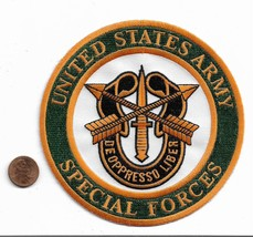 US Army Special Forces Back Patch - $12.86