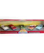 Johnny Lightning 1:64 Big Boats 5 pc set Cadillac Riviera Continental   - $48.50