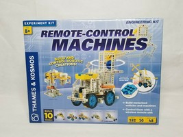 Thames & Kosmos Remote Control Machines Construction Kit Remote BXDA - $25.99