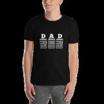 MENS GUITAR CHORD SHIRT / DAD SHIRT / DAD SHORT-SLEEVE UNISEX T-SHIRT image 3