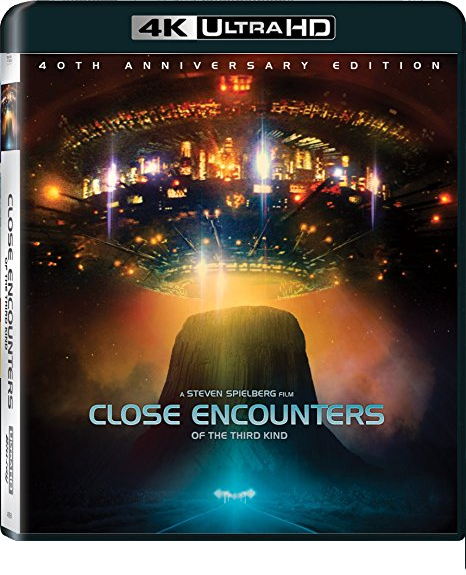 Close Encounters of the Third Kind Director's Cut (4K Ultra HD + Blu-ray)