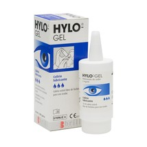 Hylo Gel Eye Drops 10ml - Intensive Care Hydration for contact Lens Wearers - $28.24