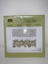Stampin' Up! Petal Pair Textured Impressions Embossing Folder New Sealed 145656 - $29.69